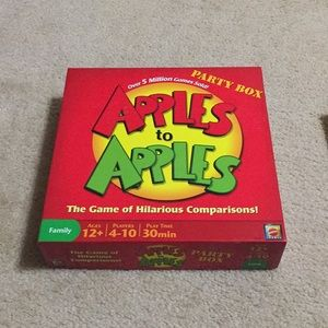 🍎 Apples to 🍏 Apples